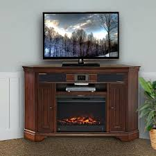 corner electric fireplace tv stand oak image of corner electric fireplace stand oak fireplace tv stand