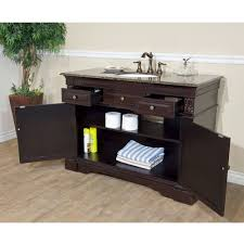 55 inch double sink bathroom vanity: pretentious idea  inch bathroom vanity single sink     double with top tops