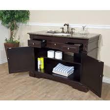 55 inch double sink bathroom vanity: pretentious idea  inch bathroom vanity single sink     double with top tops