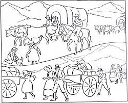 Small Picture American Pioneers Coloring PagesPioneersPrintable Coloring Pages