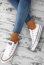 converse all star white. chuck taylor converse all star white trainers