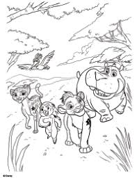 Small Picture The Lion Guard Coloring Pages Printable Coloring Coloring Pages