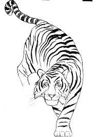 S Coloriage Tigre Blanc Imprimer Duilawyerlosangeles