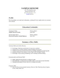 Show Me A Sample Resume Resume Cv Cover Letter