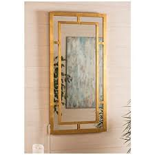 benedict gold 20 x 40 rectangle wall