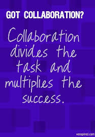 Collaboration Quotes Best Collaboration Quote Via WwwVenspired And WwwFacebook