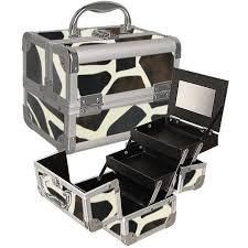 giraffe print makeup case ts 70