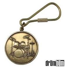 if you need drummer gifts check out this elegant br drumset keychain from drum