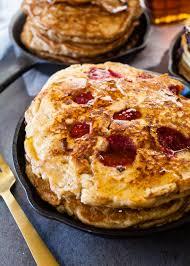 Elevating Pancake Mix