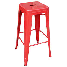 Small Bedroom Stools Furniture Nice Red Bar Stools For Modern Placed Area Barstool