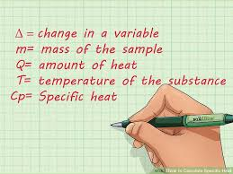 image titled calculate specific heat step 1