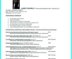 Cover Letter For Basketball Coaching Position Couch Position Hibor Info