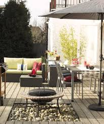 terrace furniture ideas. grey inspired outdoor living and dining area terrace furniture ideas