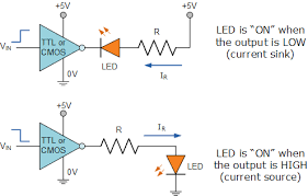 led diode wiring diagram led image wiring diagram light emitting diode or the led tutorial on led diode wiring diagram