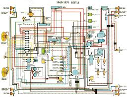 volkswagen beetle wiring diagram wirdig 1967 cadillac deville fuse box car parts and wiring diagram images
