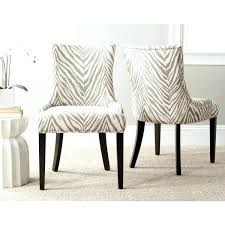 lovely zebra print dining chair of animal print rooms