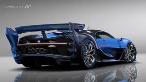 The bugatti veyron 16.4 '13 is a hypercar produced by bugatti. Bugatti Vision Gran Turismo Gran Turismo Com