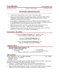 ... Network Administrator Resume Sample Professional Resume And Cover  Letter Services Professionally Written Cover Letter Builder ...