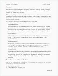 Microsoft Office Chronological Resume Template Modern Free Download Resume Templates For Microsoft Word 2010 Stand Out