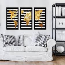 by jodi solid gold 2 framed plexiglass wall art  on black and gold framed wall art with shop by jodi solid gold 2 framed plexiglass wall art set of 3 on
