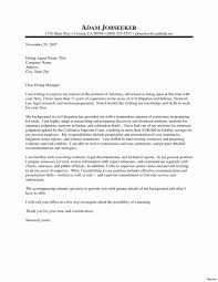 Example Letter Cover Resume Fresh Cover Letter For Assistant With