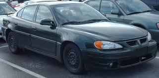 1999 Pontiac Grand Am - Information and photos - ZombieDrive