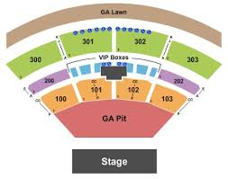 Freedom Hill Seating Chart With Seat Numbers Toyota Music Factory Pavilion Seating Chart Section 200 The