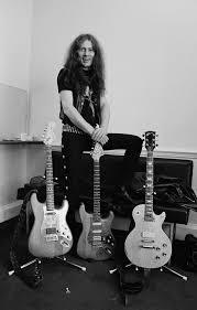 Fast Eddie Clarke, Motörhead Guitarist, Dies at 67 - The New York Times