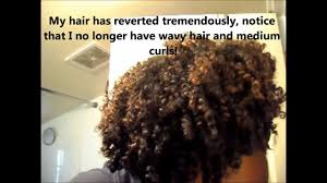 Natural Curl Pattern Awesome Texlaxing My Natural Curl Pattern Update 48 Months Post Results