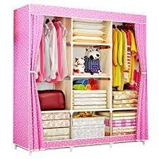 Sixclover <b>Portable Clothes</b> Closet, <b>Home</b> Wardrobe, <b>Non</b>-<b>Woven</b>…