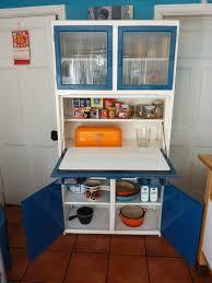 Retro Kitchen Furniture Retro Vintage1950s 1960s Kitchen Larder Cabinet Cupboard