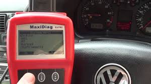Red Airbag Light How I Reset My Vw Airbag Light Golf Mk4 01218 Fault Code By