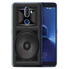 Studio Monitor Design Amazon Com Phone Case For Alcatel 3v 2018 Speaker Design