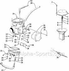 alpha sports parts diagrams oem arctic cat atv parts catalog wiring diagram on a 2003 arctic cat 300 4x4 at Arctic Cat 4x4 Wiring Diagram
