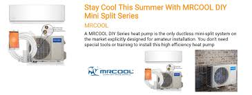 precharged mini split. Perfect Split Also If You Are Ready To See More Information Or Would Like  Purchase One Of These Incredible Mini Splits By MRCOOL Please CLICK HERE In Precharged Split I