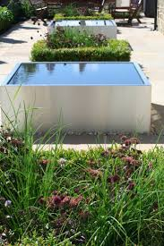 Stainless Steel water features