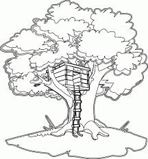 Magic Tree House Coloring Pages Free Getwallpapersus