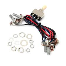 online get cheap dual wiring harness aliexpress com alibaba group Dual Wiring Harness set of electric guitar switch wiring harness 5 way switch 500k pots for guitar dual humbucker dual wiring harness diagram