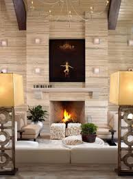 Fetching Home Interior Decoration With Various Modern Wood Wall Covering :  Fair Picture Of Living Room