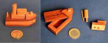 Puzzle Box Design Plans Puzzle Boxes Diy Puzzles