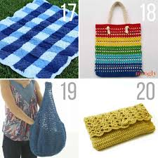 All Free Crochet Patterns Magnificent 48 Popular Spring And Summer Crochet Patterns All Free Patterns