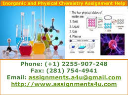 assignmentsu cheap chemical engineering assignment help chemical   7 inorganic and physical chemistry assignment help
