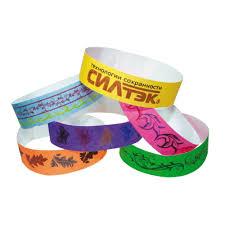 tywek бумажные контрольные браслеты для клуба бассейна Изображение Бумажные контрольные браслеты надежный способ контроля посетителей