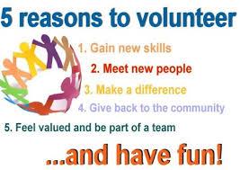 Image result for volunteering in skills development