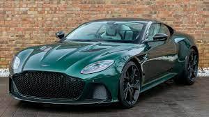 2018 Aston Martin Dbs Superleggera Buckinghamshire Green Walkaround Interior Exhaust Sound Youtube