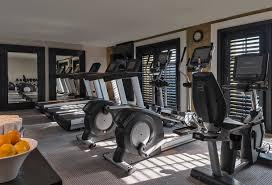 fitness center at hotel valencia santana row