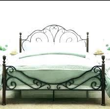 white iron bed frame – jahiz.co