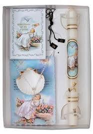 baptism gift set