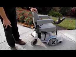 Hoveround MPV 5 <b>Power</b> Chair - YouTube