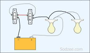 simple home electrical wiring diagrams sodzee com electrical switch wiring colors three way switch with two lights